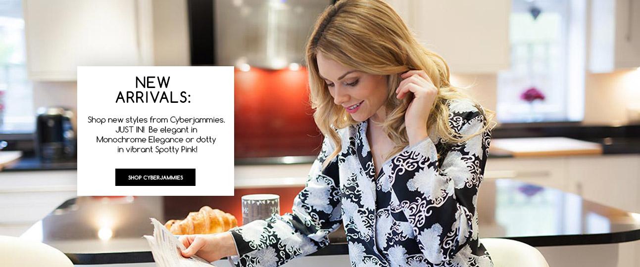 New arrivals - Cyberjammies pyjamas for women