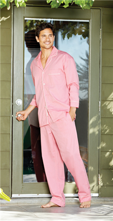 1002-M-5641, Dusty Pink Mens