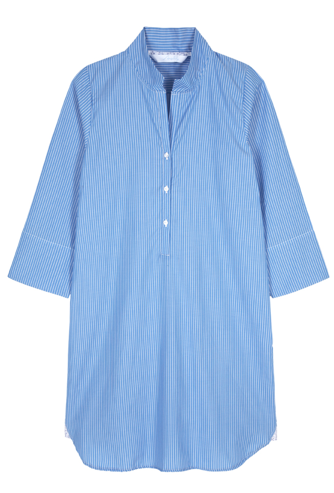 ae88b00ad5b6 Turquoise Nightshirt - The Pyjama Store