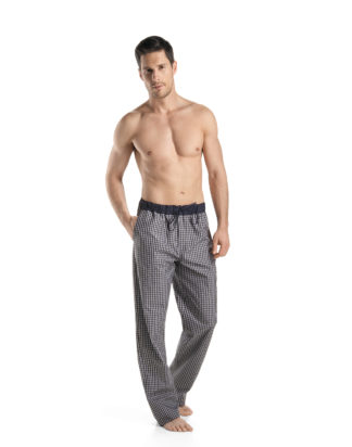 Checked Lounge Pants