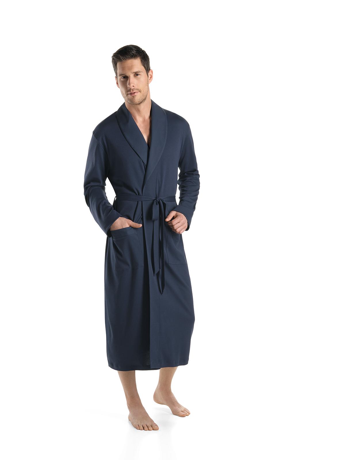 371cb726c4 Night   Day Robe. £104.17 £72.92. The Hanro Black Iris ...