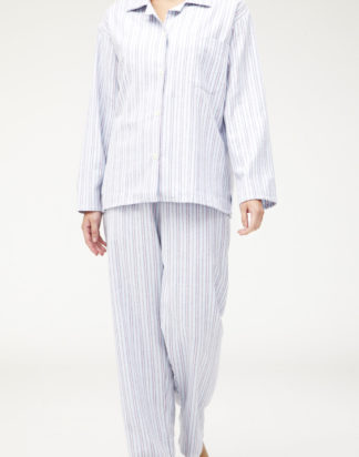 Pastel Striped PJs