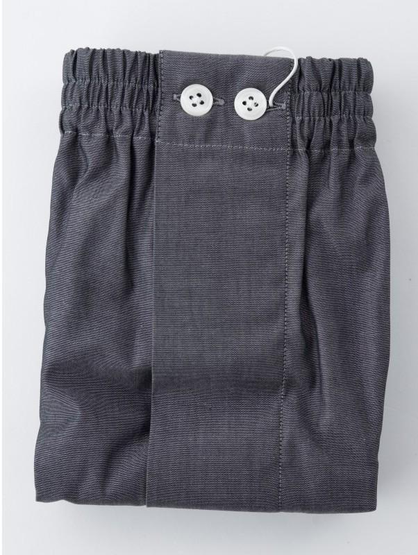 90332129dc ZIMMERLI BOXER SHORTS CHARCOAL - The Pyjama Store