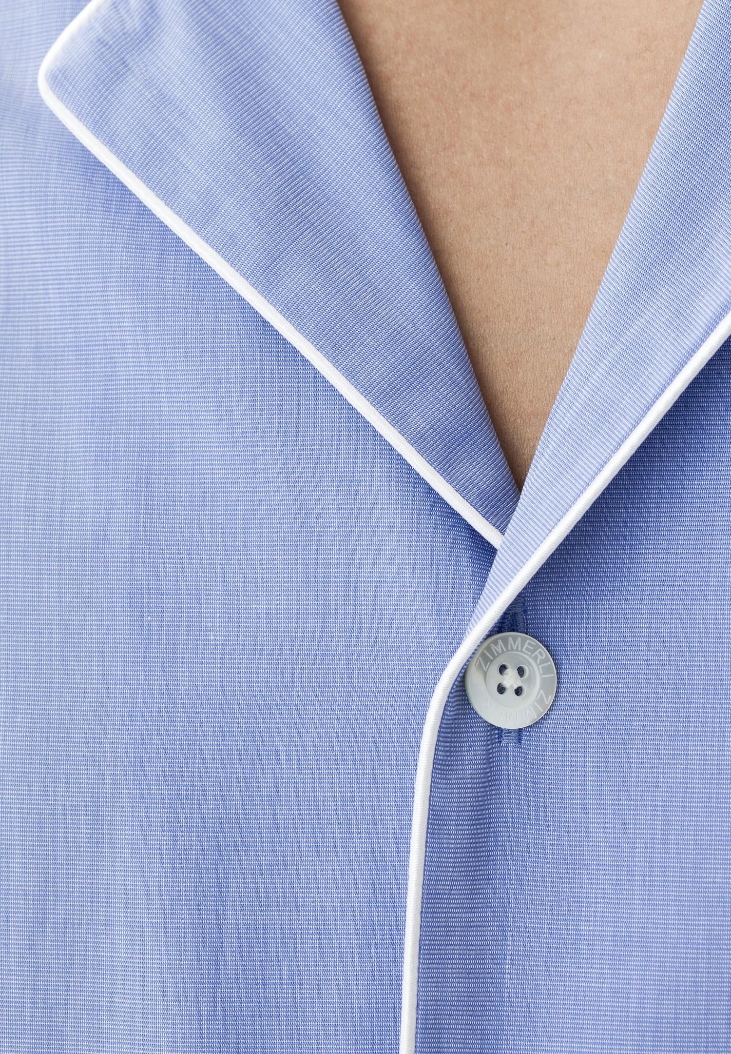 57c9c602b5 Zimmerli Charcoal or Blue PJs - The Pyjama Store