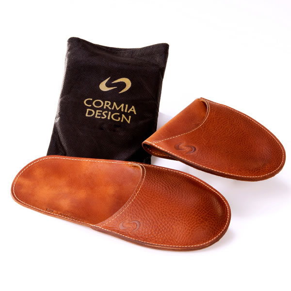 Men S Travel Slippers The Pyjama Store