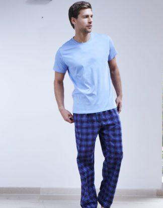 Calder or Blackwatch Tartan PJ Bottoms