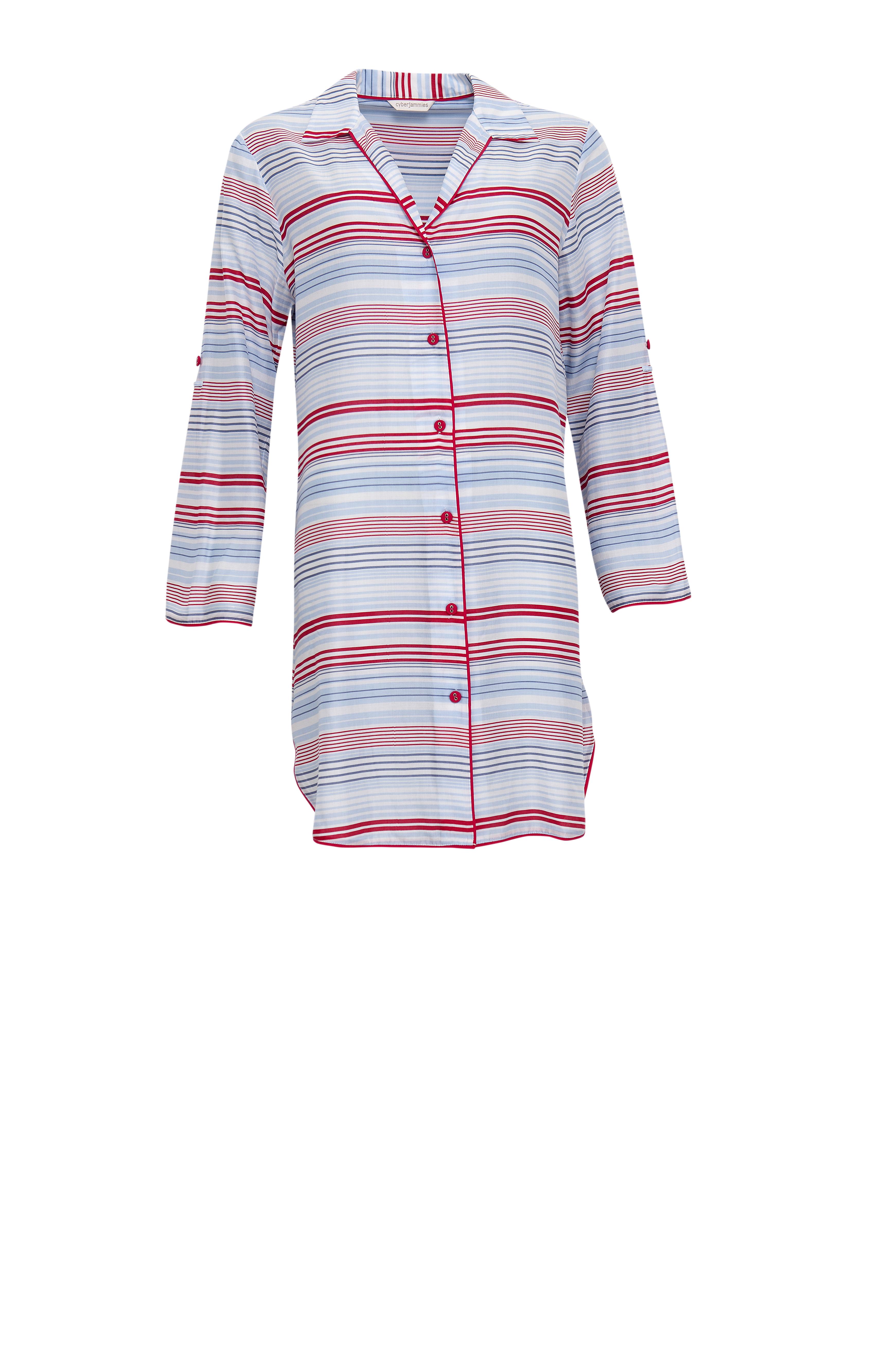 Heidi Woven Nightshirt - The Pyjama Store a9aea3e0c