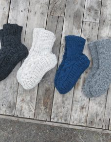 Jana Slipper Socks