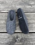 MIta Slippers Dark Grey 3