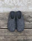 MIta Slippers Dark Grey 4