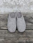 MIta Slippers Light Grey 3