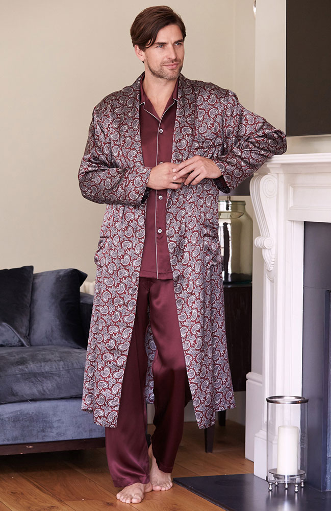 Dressing Gowns & Men Robes - The Pyjama Store