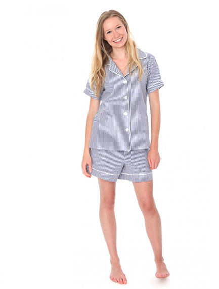 Brushed Cotton Women's Shorties