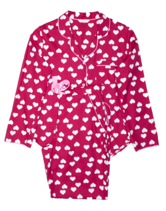 Susie Heart Print